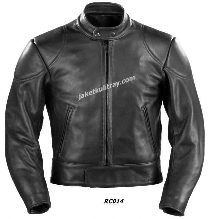 jaket kulit racing RC014