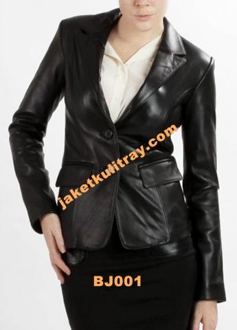 jaket kulit wanita dari bahan kulit domba kambing sapi jaket kulit garut super